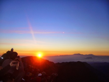 sunrise-bromo