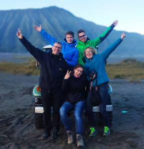 the picture of bromo volcano adventure - 77