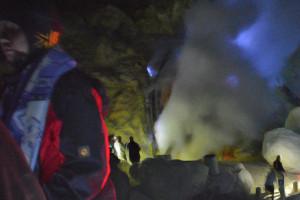 ijen blue flame tour