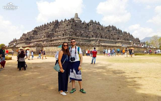 Borobudur prambanan temple tour 1